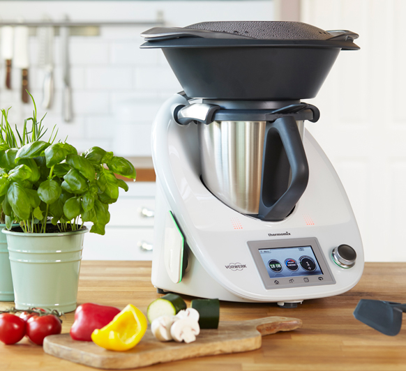 CON Thermomix® , ¡TODO ES POSIBLE!