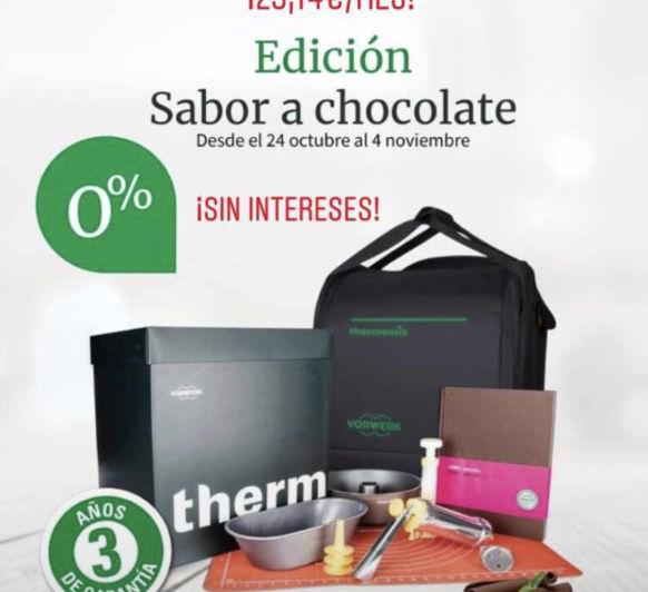 La mejor promoción nunca vista!!! Edición chocolate